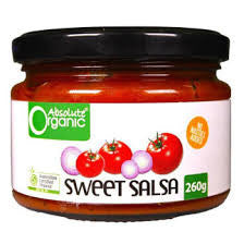 Absolute Organic - Sweet Salsa 260g