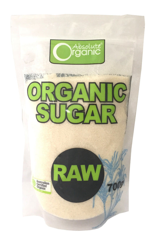 Absolute Organic - Raw Sugar 700g
