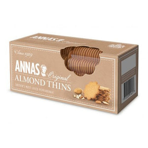 Annas - Almond Thins 150g