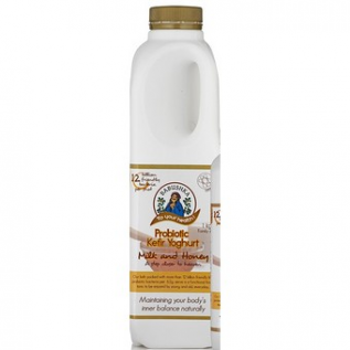 Babushka - Probiotic Kefir Yoghurt Milk & Honey 1kg