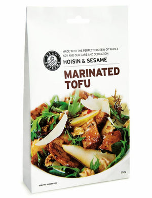 Bean Supreme - Hoisin & Sesame Marinated Tofu 250g