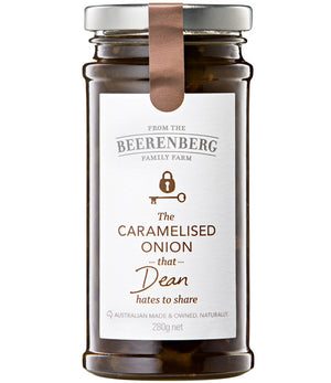 Beerenberg - Caramelised Onion Sauce 300ml