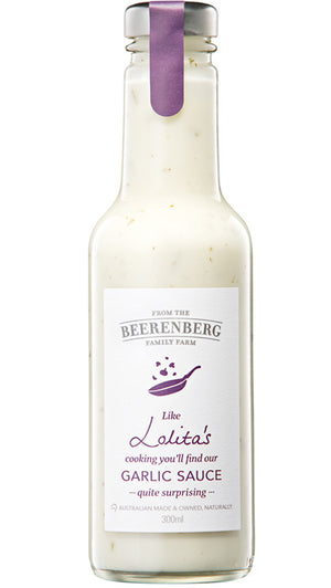 Beerenberg - Garlic Sauce 300ml