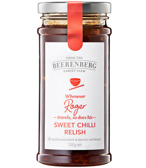 Beerenberg - Sweet Chilli Relish 280g