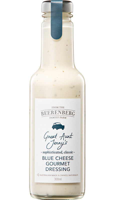Beerenberg - Blue Cheese Gourmet Dressing 300ml