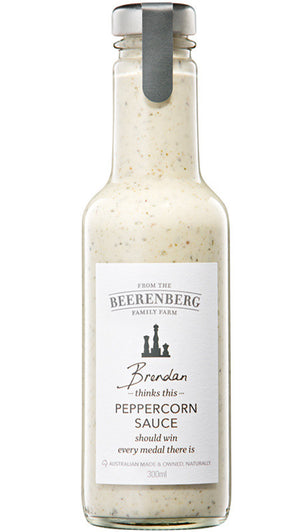 Beerenberg - Peppercorn Sauce 300ml
