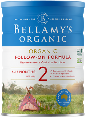 Bellamy's - Formula Follow On - Stage 2 900g