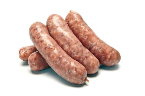 Belmore Meats - Organic Lamb Mint & Rosemary Sausages (375-425g)