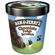 Ben & Jerry's Chocolate Fudge Brownie 473ml