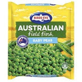 Birds Eye - Australian Field Fresh Baby Peas 500g