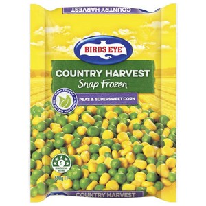 Birds Eye - Australian Peas & Super Sweet Corn 500g