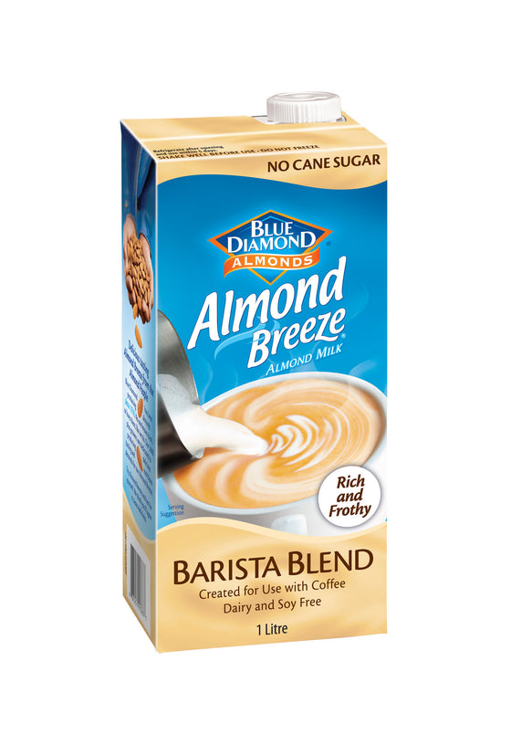 Blue Diamond - Almond Breeze Barista Blend 1Lt