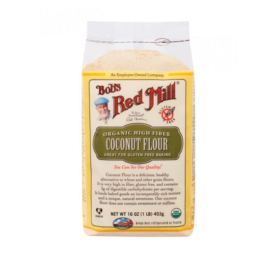 Bob's Red Mill - Organic Coconut Flour 453g