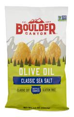Boulder Canyon - Olive Oil Classic Sea Salt 142g