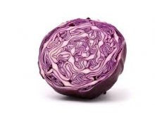 Cabbage - Red (half)