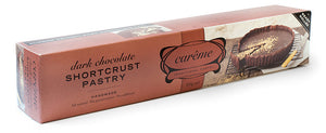 Careme - Dark Chocolate Shortcrust Pastry 300g