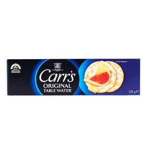 Carr's - Table Water Crackers 125g
