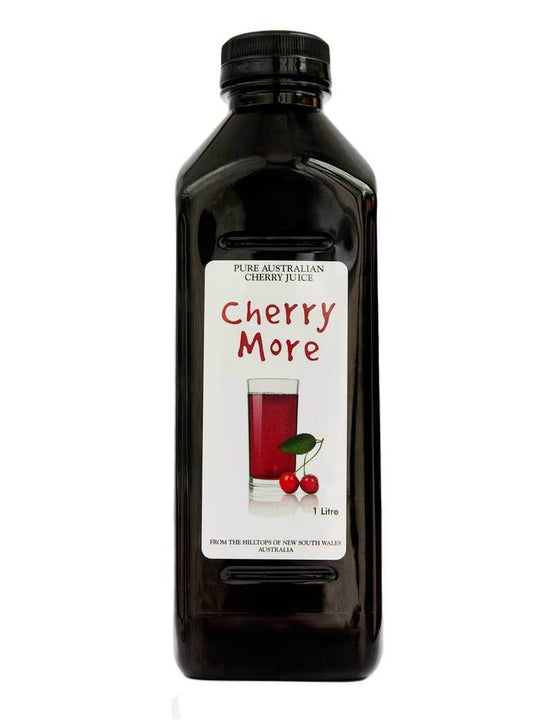Cherry More - Pure Australian Cherry Juice 1Lt