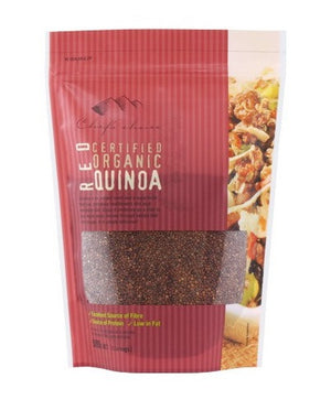 Chefs Choice - Organic Red Quinoa 500g