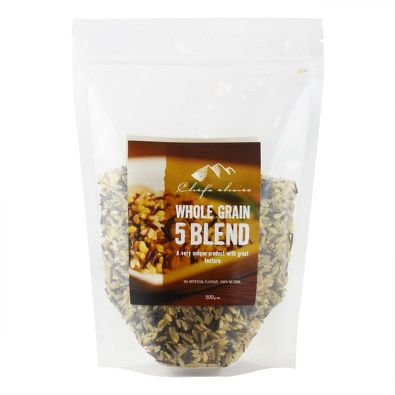 Chefs Choice - Whole Grain 5 Blend 500g