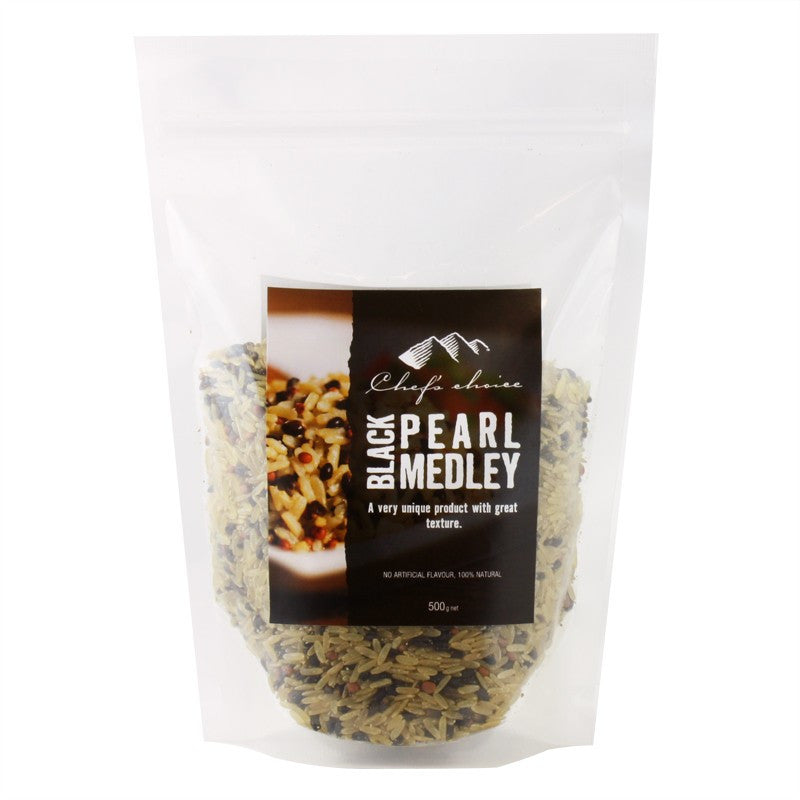 Chefs Choice - Black Pearl Medley 500g