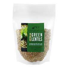 Chefs Choice - Green Lentils 500g
