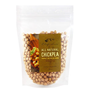 Chefs Choice - All Natural Chickpeas 500g