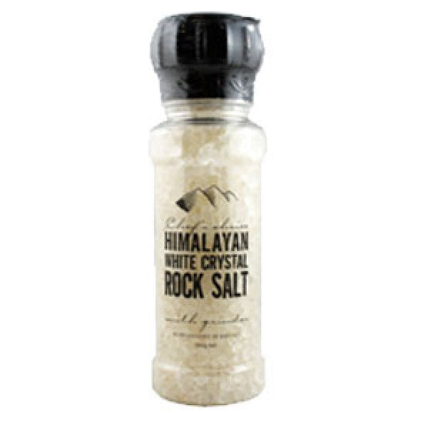 Chefs Choice - Himalayan White Crystal Rock Salt 200g