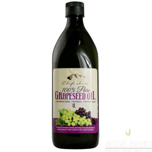 Chefs Choice - Grapeseed Oil 1Lt