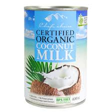 Chefs Choice - Organic Coconut Milk 400ml