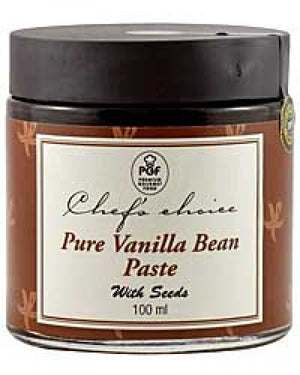 Chefs Choice - Pure Vanilla Bean Paste 115g