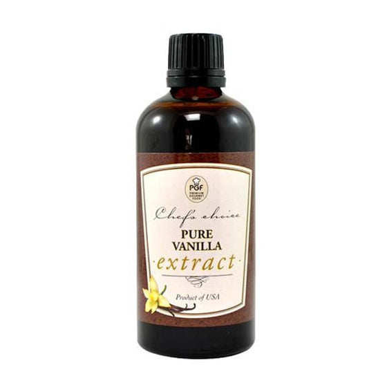 Chefs Choice - Pure Vanilla Extract 100ml