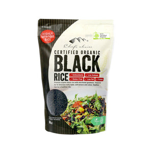 Chefs Choice - Organic Black Rice 500g