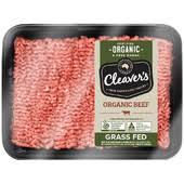 Cleavers Organic - Beef Mince (500g)
