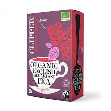 Clipper - Organic English Breakfast Tea 20 Bags