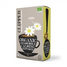 Clipper - Organic Chamomile Calming Infusion 20 Bags