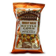 Coney Island - Smokin' BBQ Kettle Corn with Himalayan Pink Salt 226g