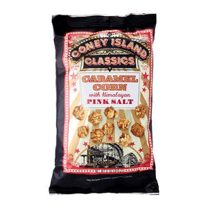 Coney Island - Caramel Corn with Himalayan Pink Salt 226g