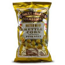 Coney Island - Butter Me Up Kettle Corn with Himalayan Pink Salt 226g