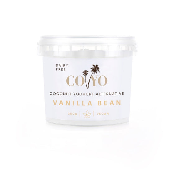Coyo - Coconut Yoghurt Alternative Vanilla Bean 500g