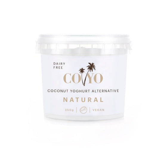 Coyo Yoghurt- Coconut Yoghurt Alternative Natural 500g