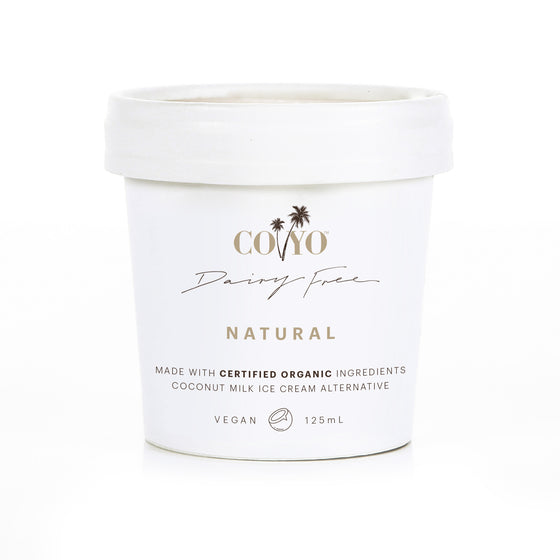 Coyo - Natural Ice Cream 500ml