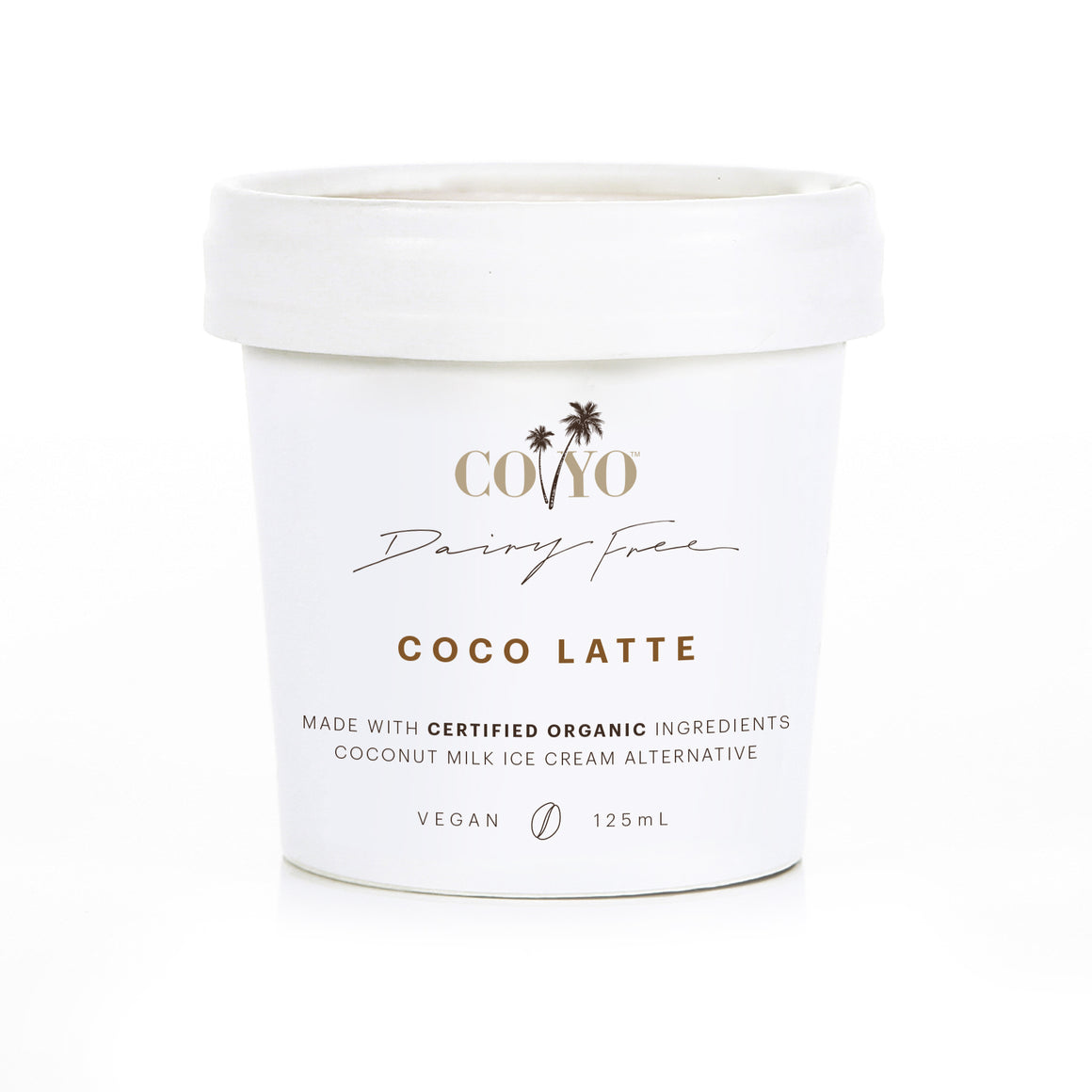 Coyo - Coco Latte Ice Cream 500ml