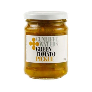 Cunliffe Waters - Green Tomato Pickle 260g