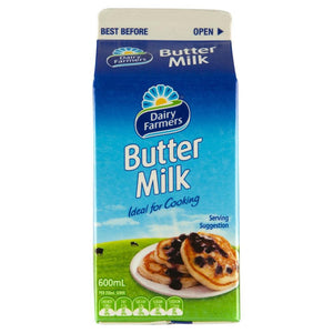 Dairy Farmers - Buttermilk 600ml