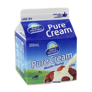 Dairy Farmers - Pure Cream 300ml
