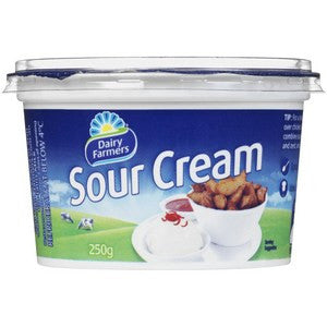 Dairy Farmers  - Sour Cream 250g