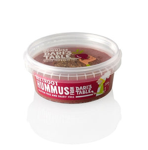 Dari's Table - Beetroot Hummus 200g