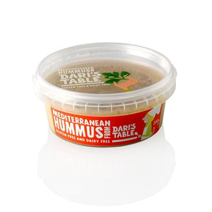 Dari's Table - Meditteranean Hummus 200g