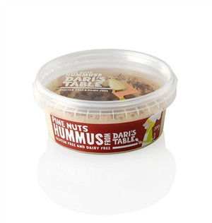 Dari's Table - Pine Nuts Hummus 200g